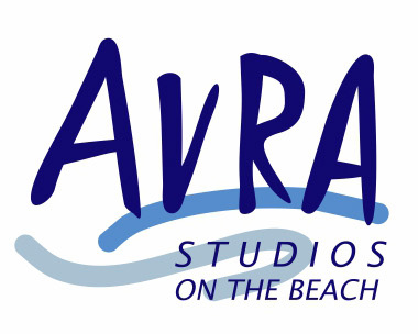 Avra Studios on the beach